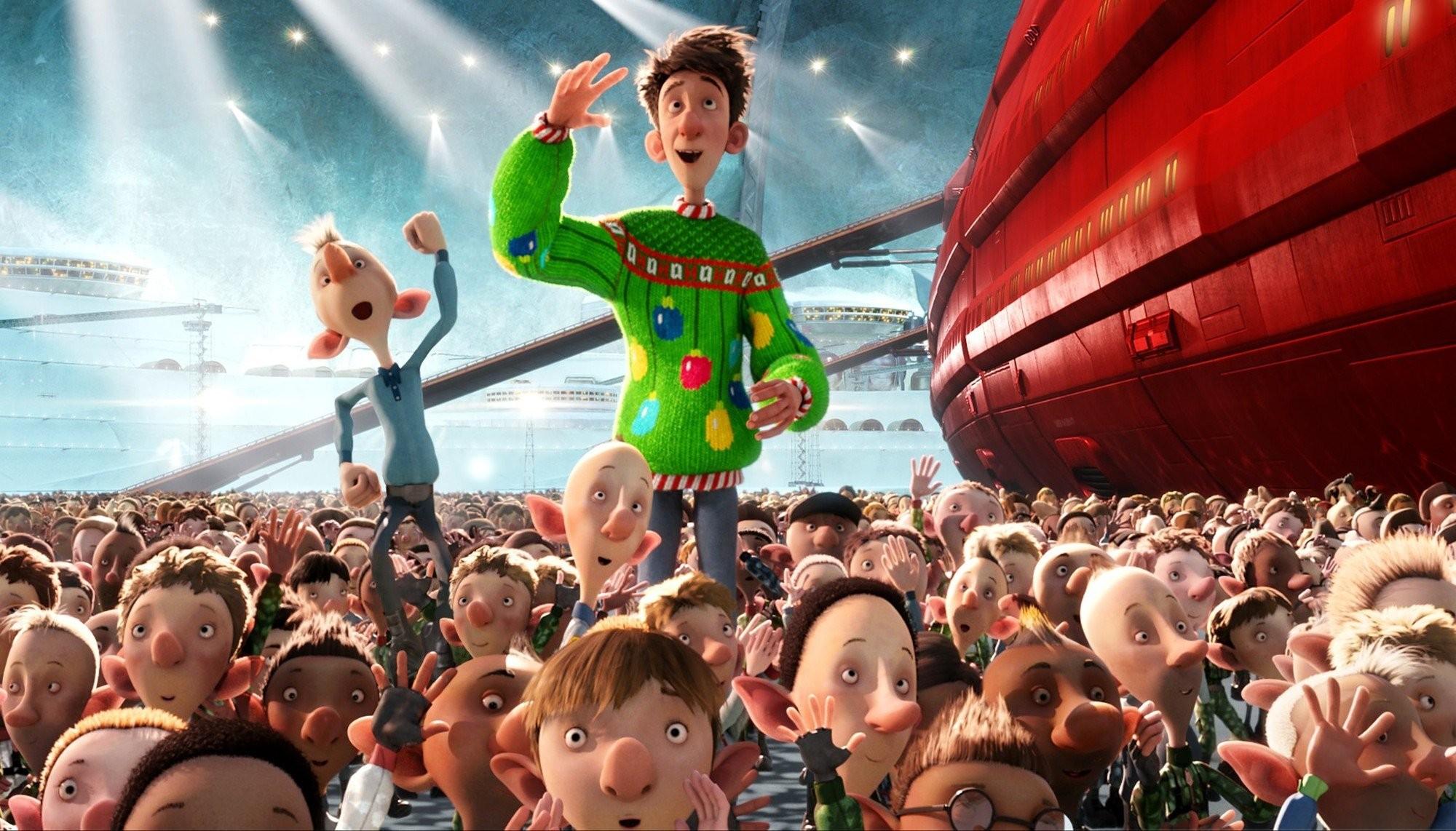 "Movie Review: ""Arthur Christma..."