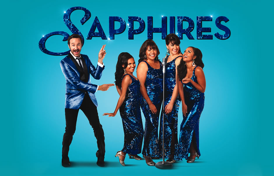 """Movie Review: """"The Sapphires"""" 