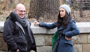 Celebrity Sightings In New York City - January 14, 2013