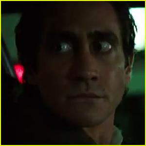 Jake gyllenhaals nightcrawler character all women know creeps