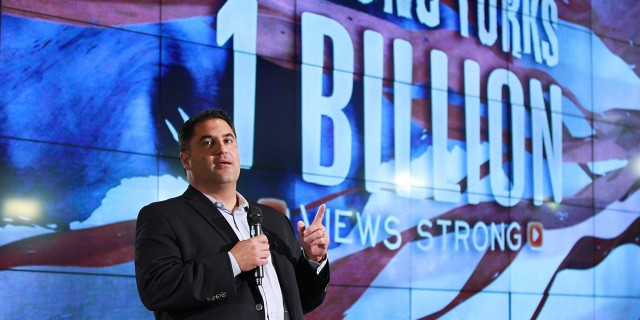 The Young Turks Celebrate 1 Billion Views At YouTube LA