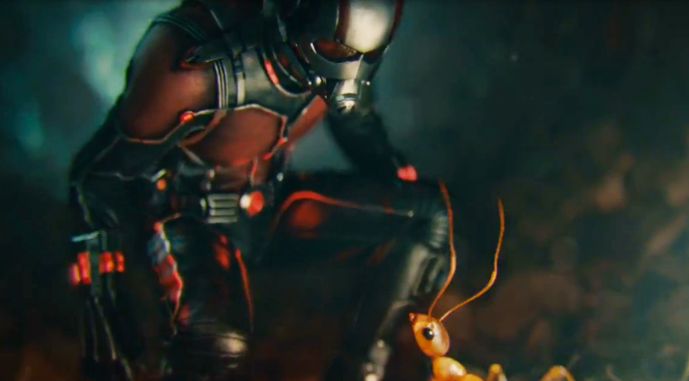 Movie Review Ant Man Movie Nation