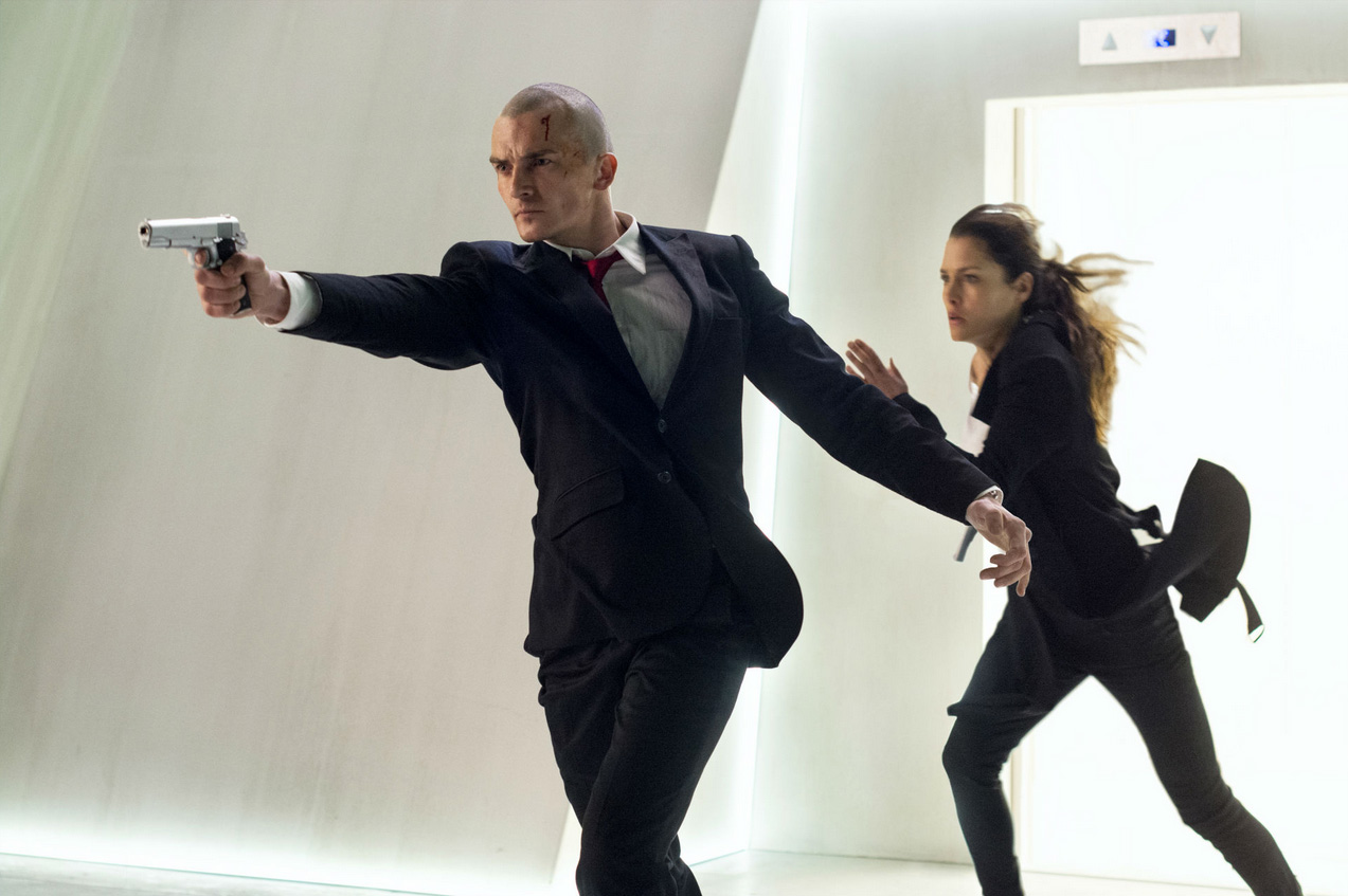 Movie Review Hitman Agent 47 Movie Nation