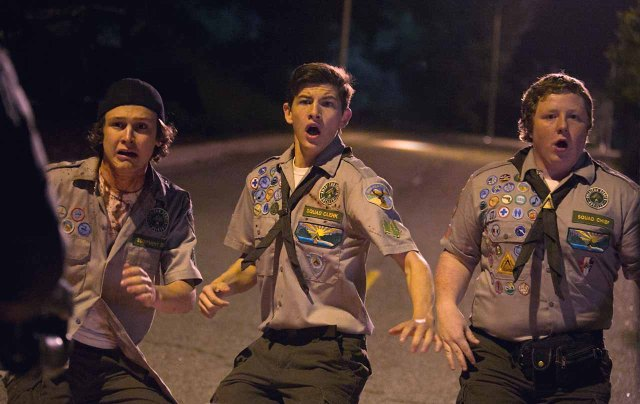 SCOUTS VS. ZOMBIES