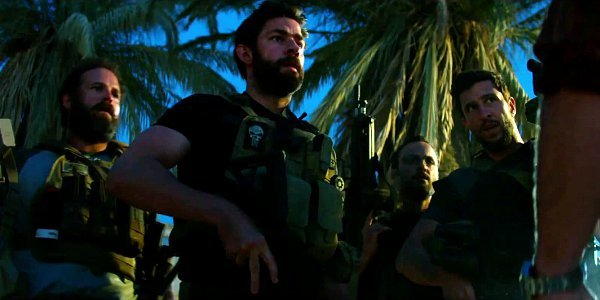 Movie Review 13 Hours The Secret Soldiers Of Benghazi