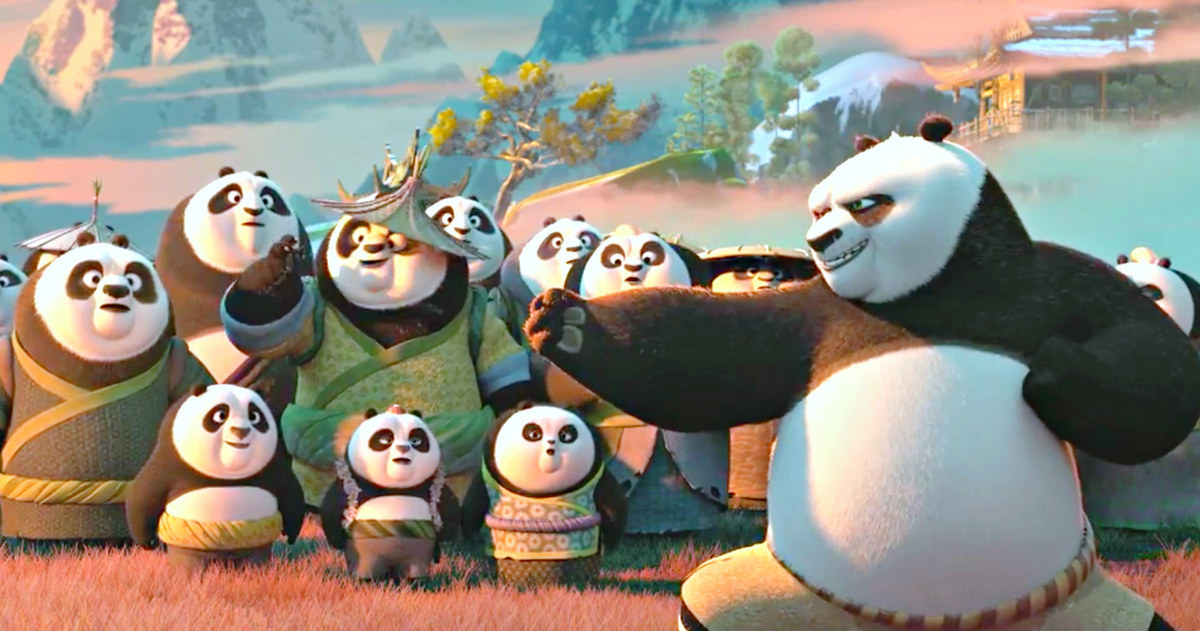 "Movie review ""kung fu panda nation"