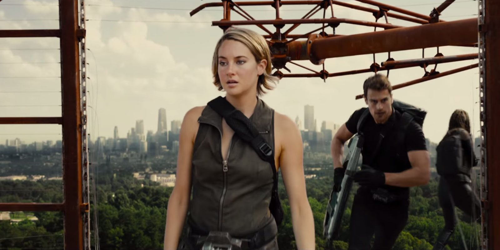 Movie Review The Divergent Series Allegiant Part 1 Movie Nation