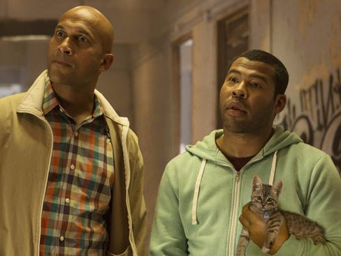 Movie Review Key And Peele Risk It All For Keanu