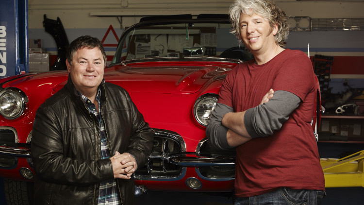 The Best Car Show On Tv Wheeler Dealers Movie Nation