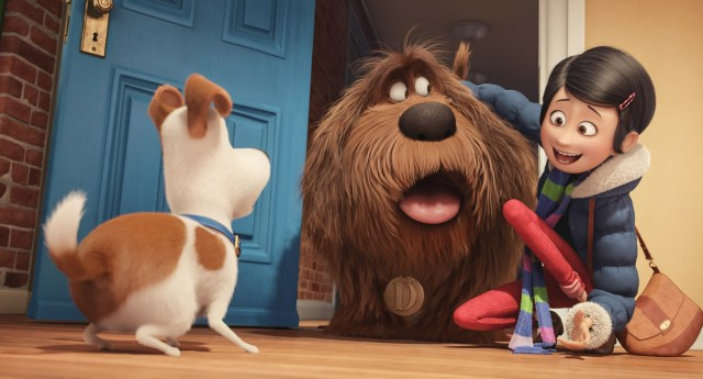 Movie Review The Secret Life Of Pets Movie Nation
