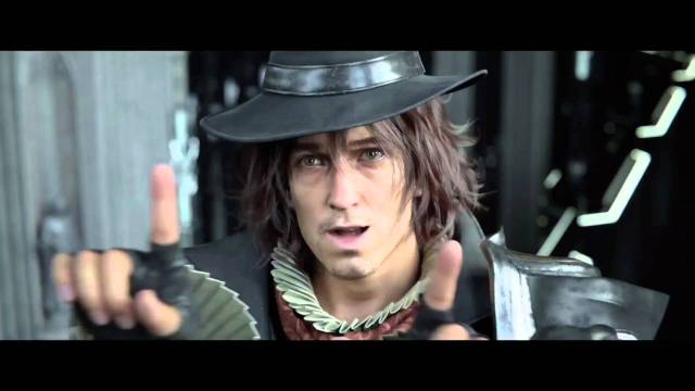 Movie Review Kingsglaive Final Fantasy Xv Movie Nation