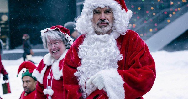 Movie Review Billy Bob Relives Past Um Glories With Bad Santa 2