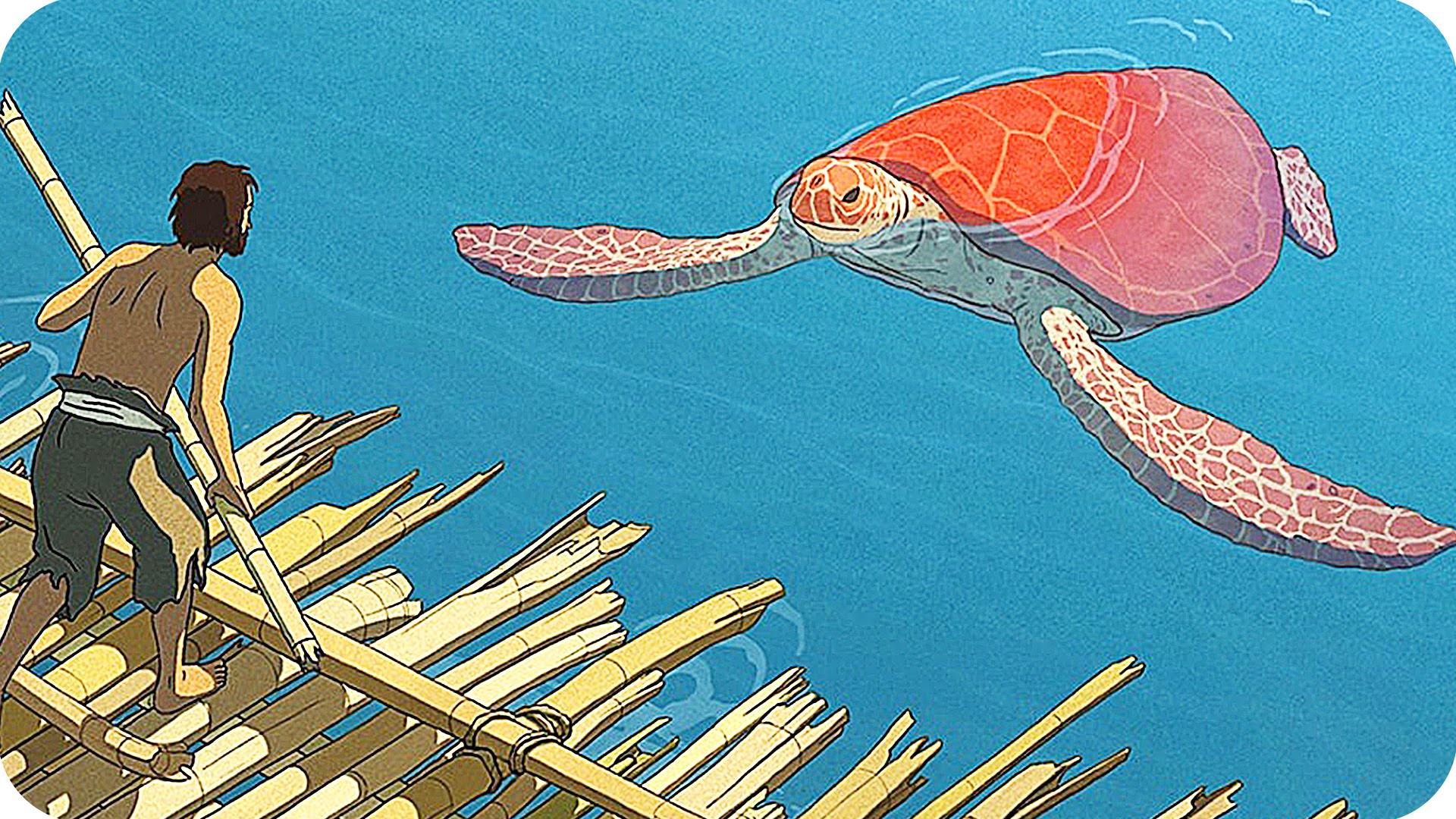 Movie Review Wordless Anime The Red Turtle Loses Something In Uh Translation Movie Nation