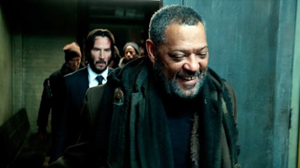 Movie Review The Action S Tailor Made For Keanu In John Wick Chapter 2 Movie Nation