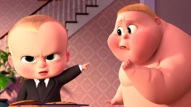 Movie Review The Boss Baby Brings Grown Up Laughs Movie