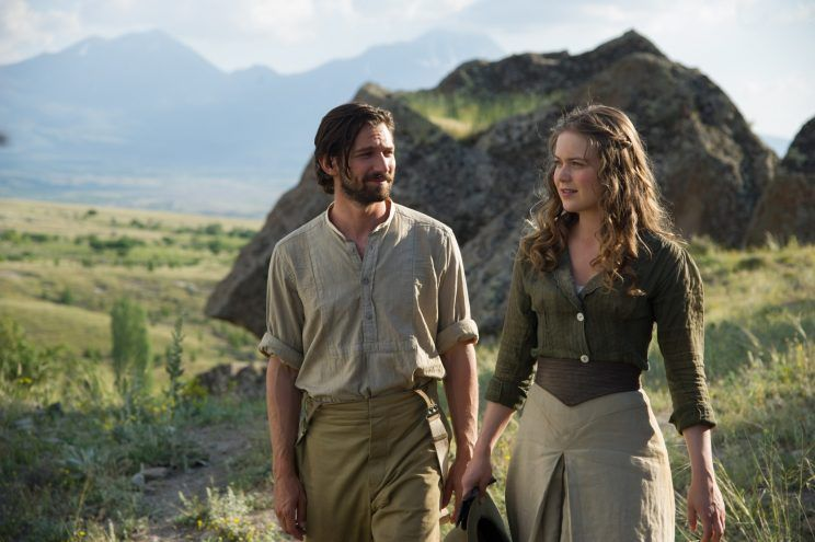"""Movie Review: Turkish history gets a quick anti-genocidal scrub in """"The  Ottoman Lieutenant"""""""