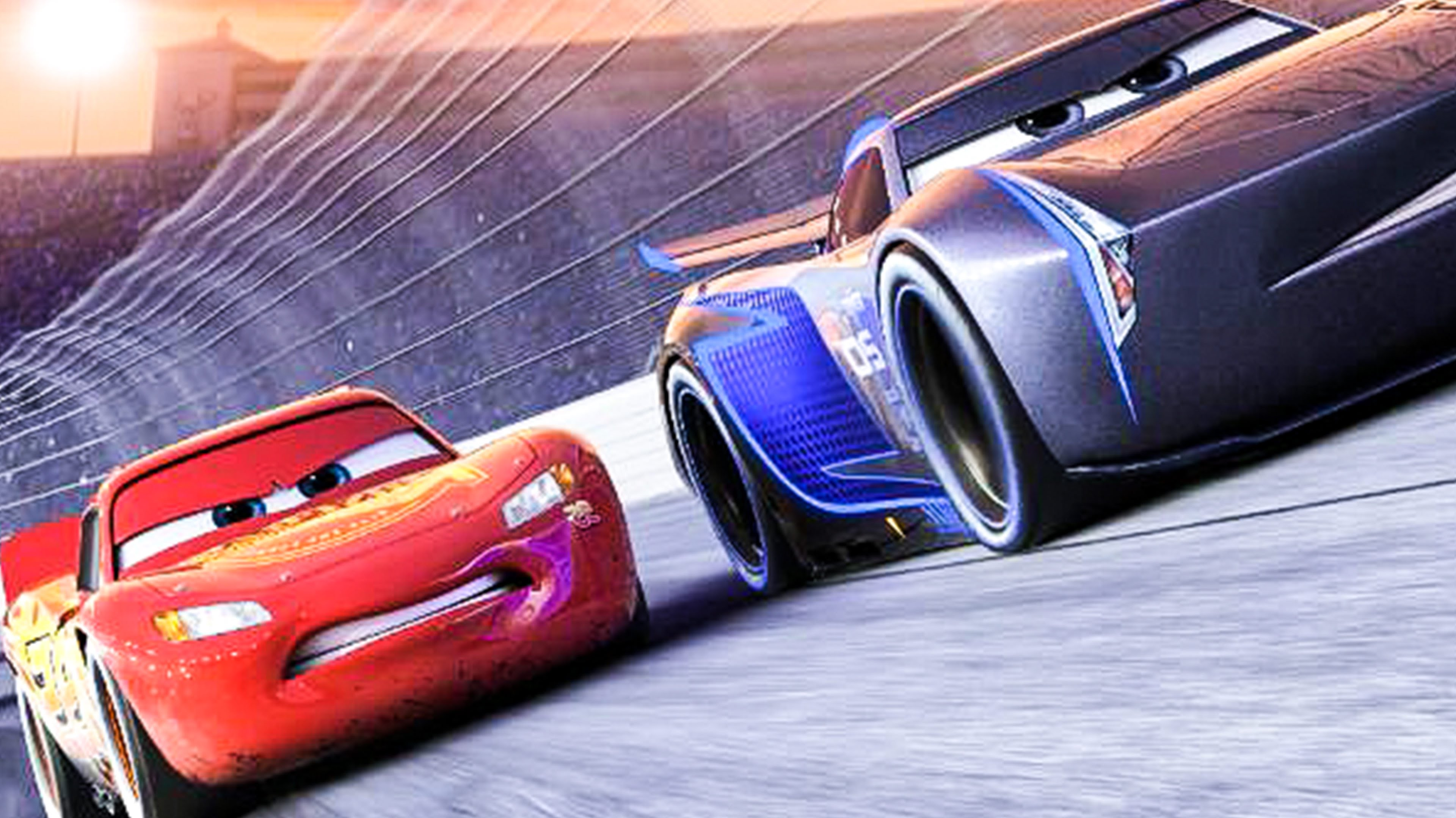 Movie Review Cars Goes Down For The Third Time Movie Nation