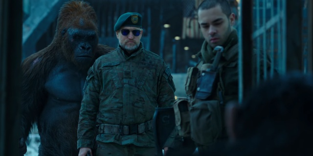 "Movie Review  ""War for the Planet of the Apes""  912a69e93bca"