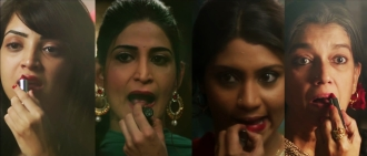 Image result for lipstick under my burkha movie