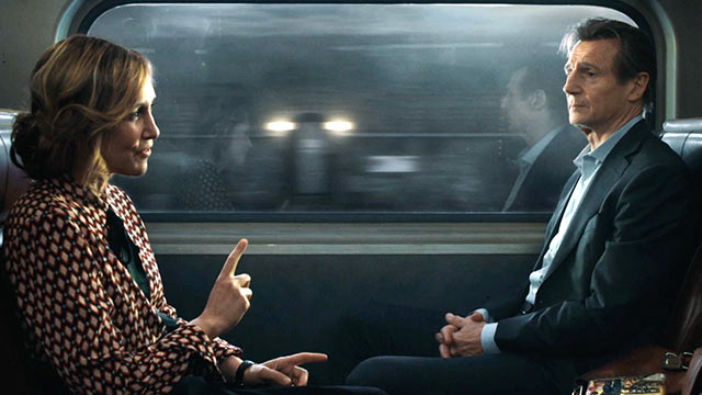 Image result for the commuter movie