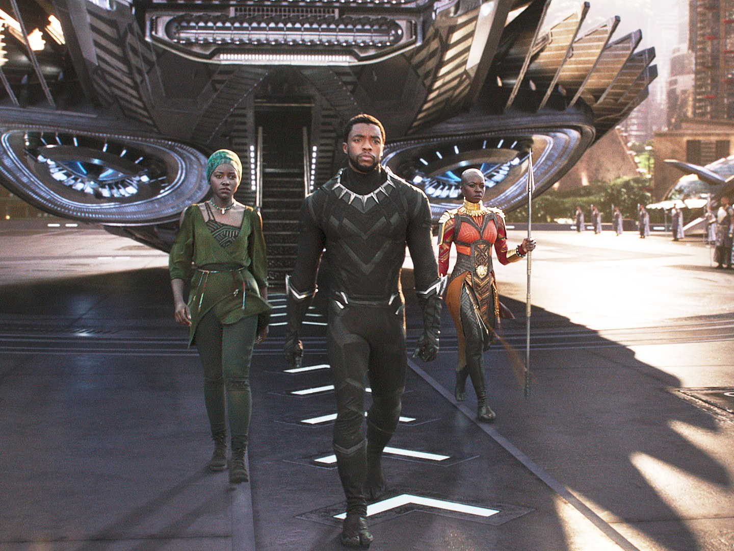 "Movie Review: Say it Loud, he's ""Black Panther"" and he's ..."
