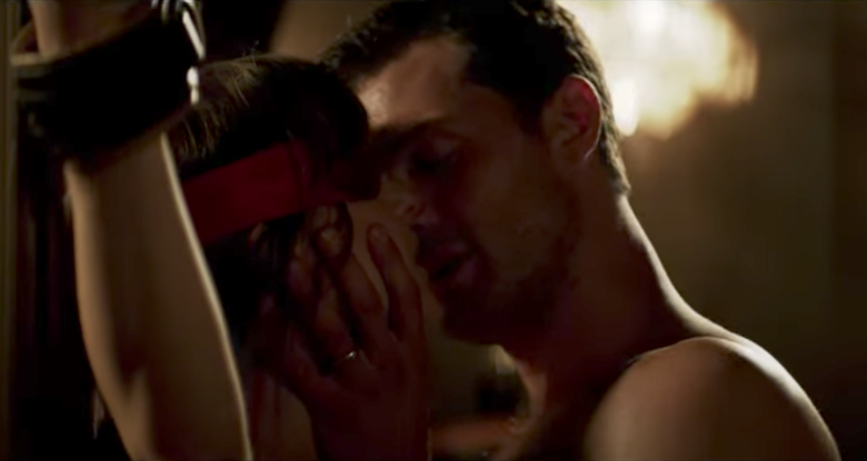Think, that fifty shades of grey review