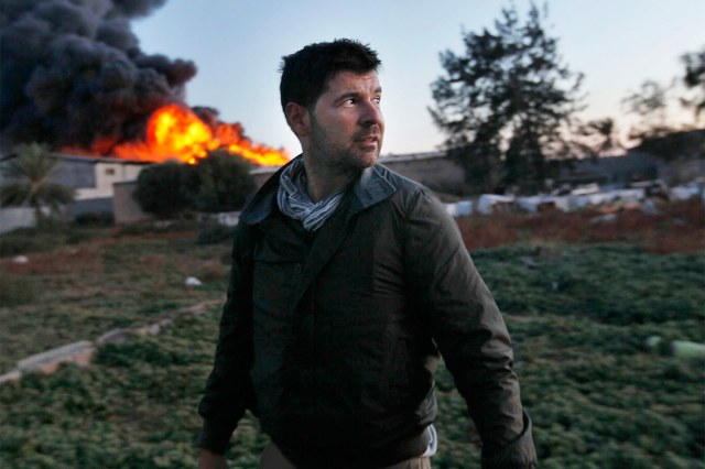 "Documentary Review: ""Hondros"" captures a conflict"