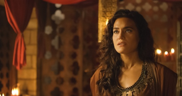 """Movie Review: """"Samson"""" needed a better Delilah…and Samson 