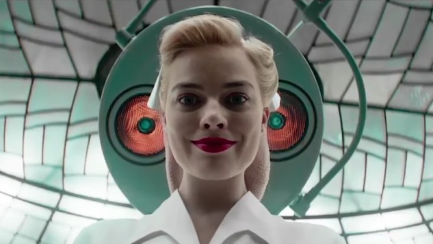 Movie Review: Margot Robbie tries for one villainous vamp