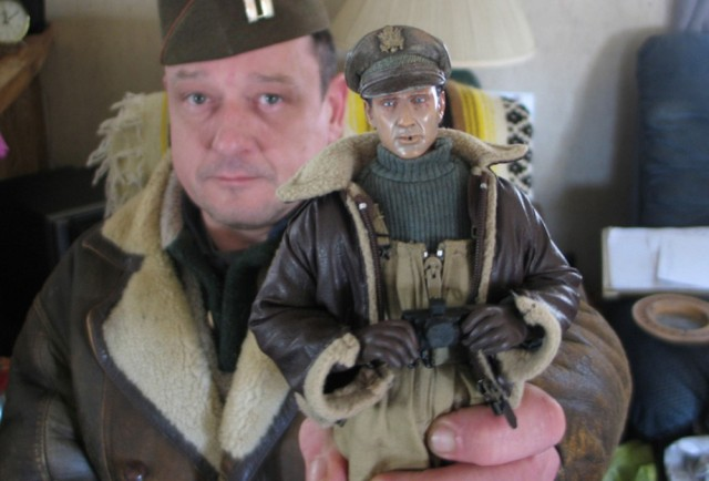 a review of marwencol a documentary movie on the life and work of mark hogancamp Now the surreal glamour of mr hogancamp's fantasy life is flooding into his real life: a feature film version of marwencol, directed by robert zemeckis (forrest gump) and starring.