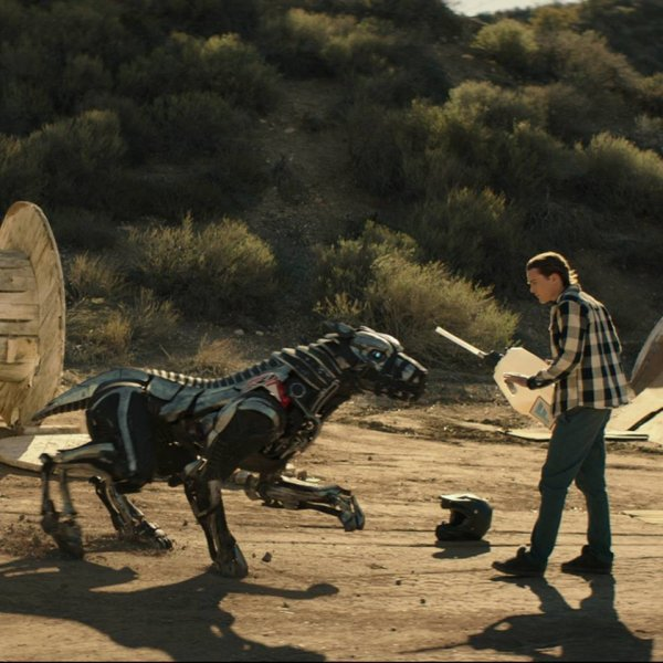 "Movie Review: ""A X L "" bites | Movie Nation"