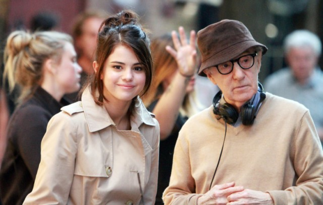 'Untitled Woody Allen Project' on set filming, New York, USA - 11 Sep 2017