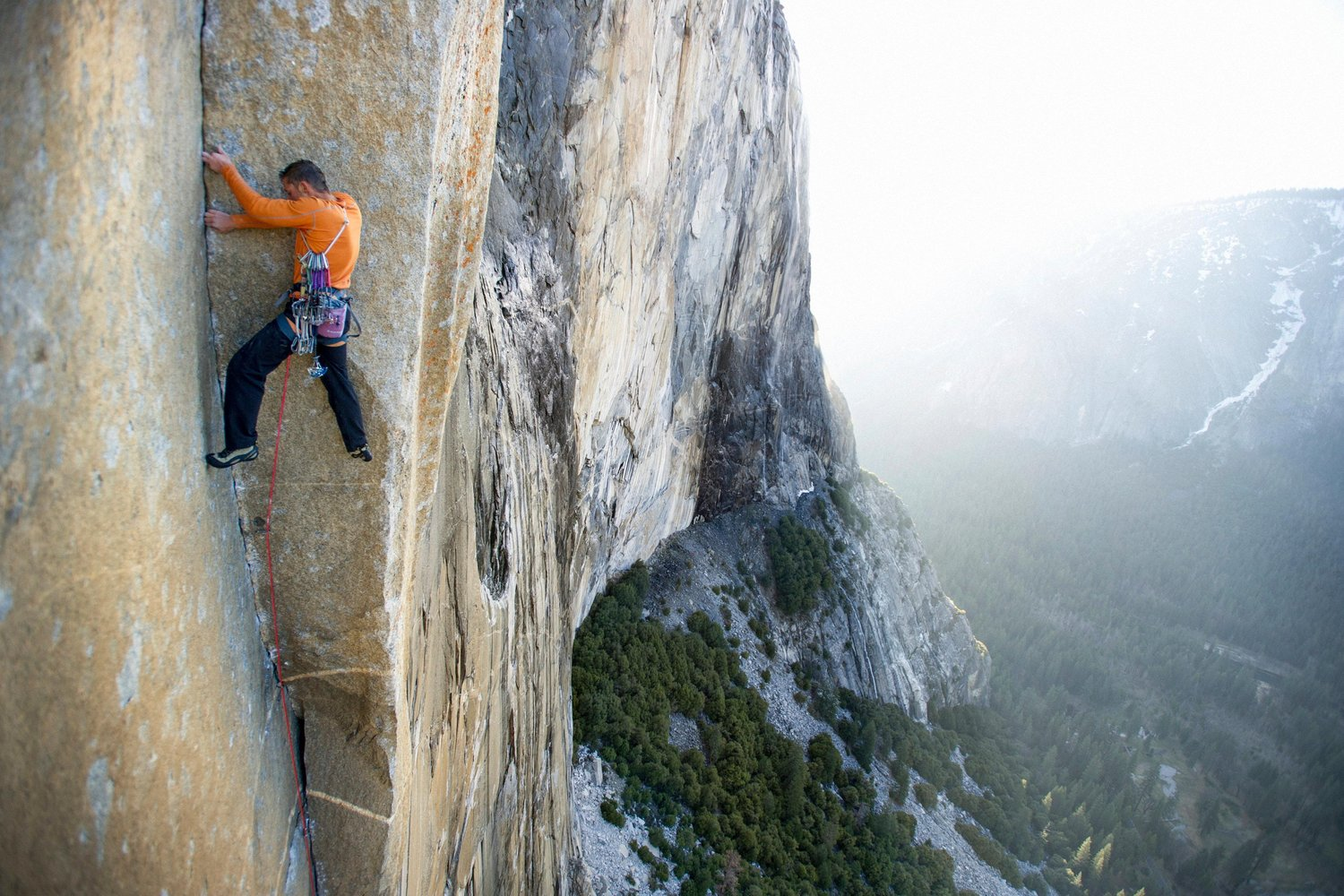 """Documentary Review: Is there a Climber alive up to Scaling """"The Dawn Wall?""""  