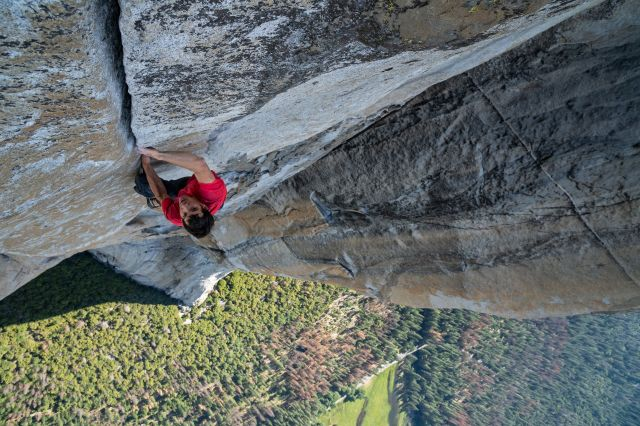 where to see free solo in imax