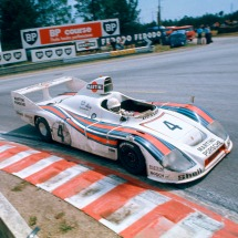 Le Mans, France. 11-12 June 1977. Jacky Ickx/Jurgen Barth/Hurley Haywood (Porsche 936), 1st position, action. World Copyright: LAT Photographic. Ref: 77LM02