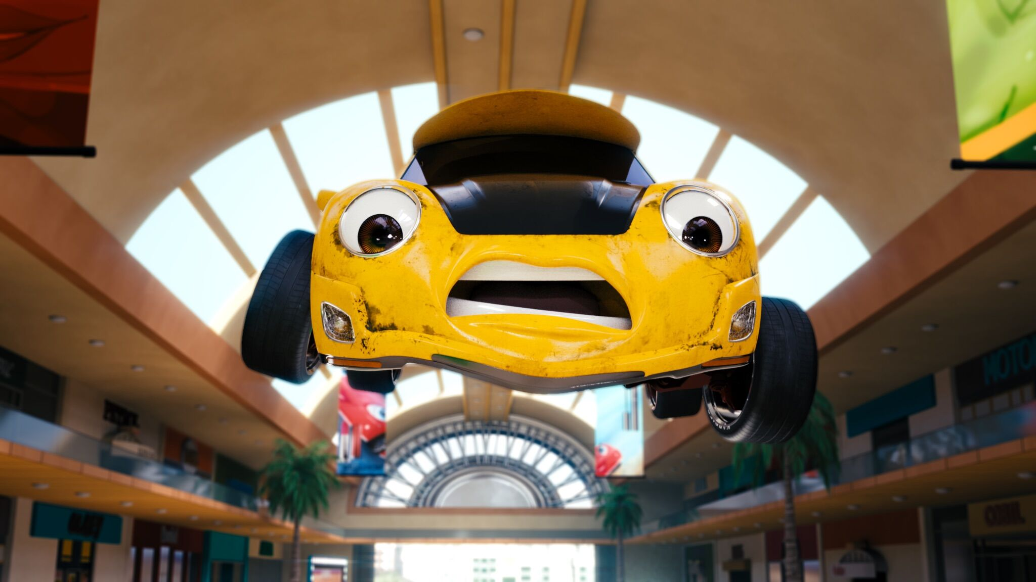 Family Movie Review Wheely Is Cars Without The Pixar Touch Movie Nation