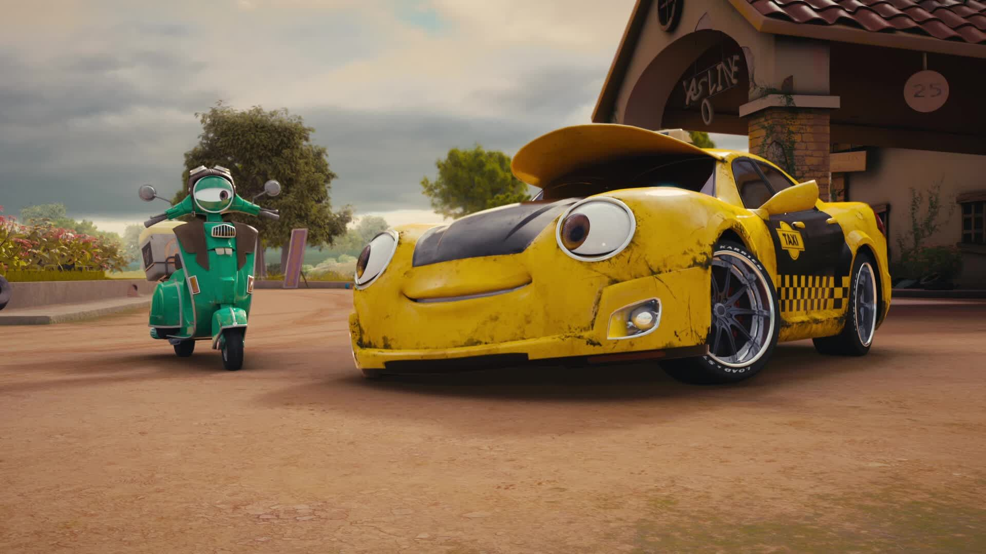 """Fast And Furious 3 Full Movie >> Family Movie Review: """"Wheely"""" is """"Cars"""" without the Pixar ..."""