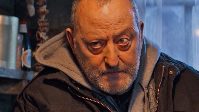 Movie Review Jean Reno Ever The Professional Doing Wet