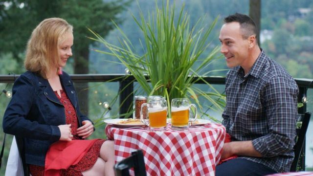Netflixable Thora Birch And Chris Klein Are In It For The
