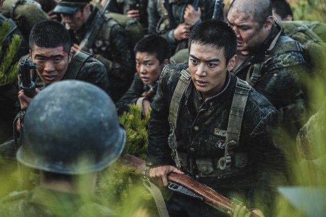 "Movie Review: South Korea remembers its Alamo in ""Battle of Jangsari"" |  Movie Nation"