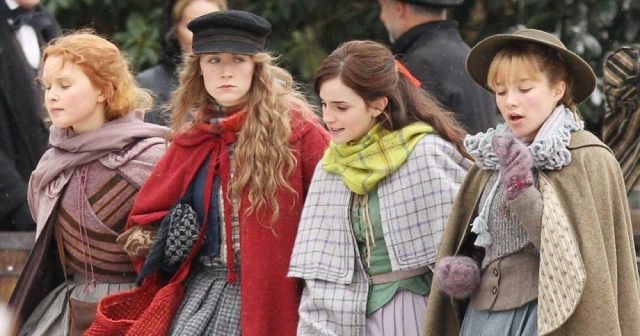 Movie Review Gerwig S Little Women Stand Tall Movie Nation