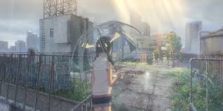 Movie Review The Anime Sights We Ll See Weathering With You Movie Nation