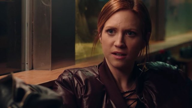 """Movie Review: Brittany Snow and Sam Richardson might be """"Hooking Up""""    Movie Nation"""