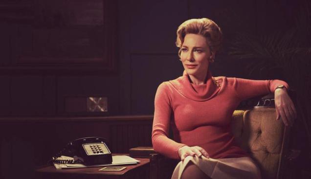 MRS. AMERICA -- Pictured: Cate Blanchett as Phyllis Schlafly. CR: Pari Dukovic/FX