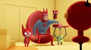 Movie Review French Animated Samsam Loses Something In Translation Movie Nation