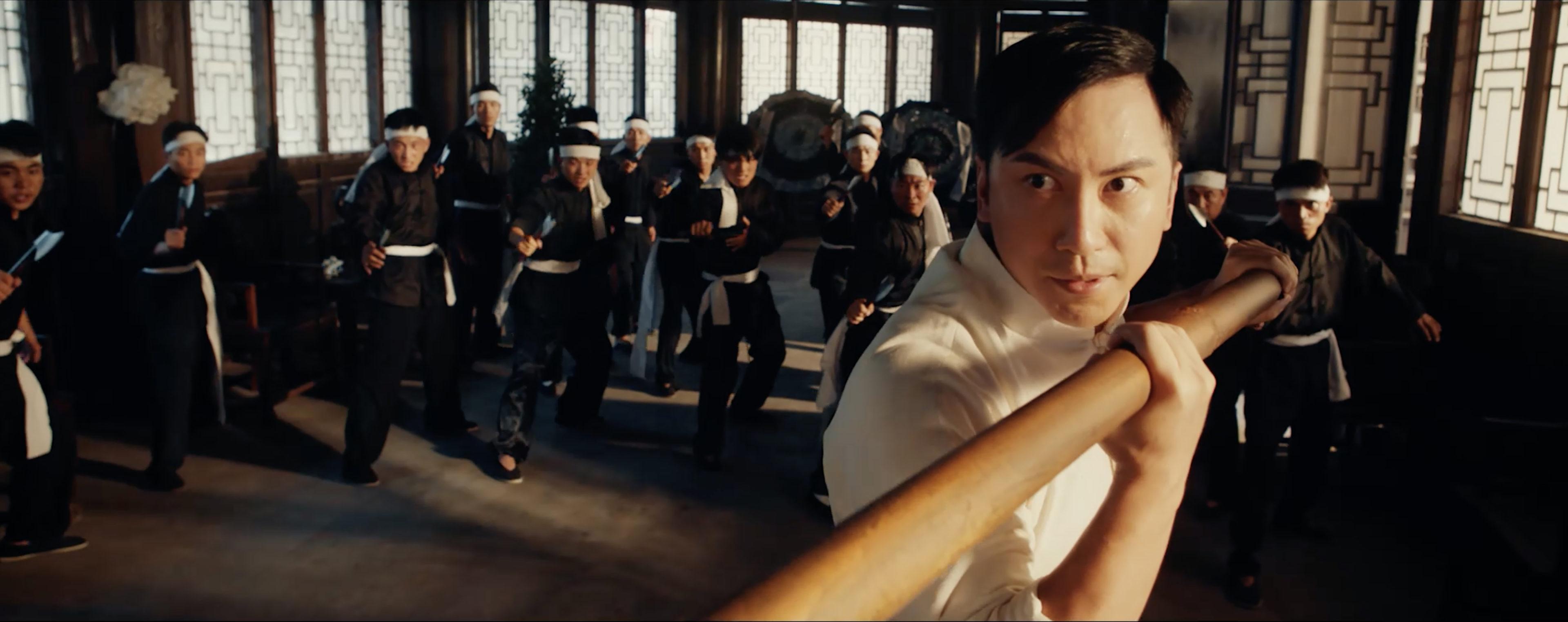 "Movie Review — ""Ip Man: Kung Fu Master ..."